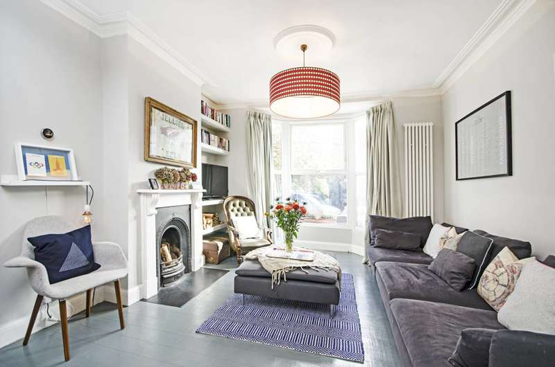 4 Bedrooms House for sale in Bushberry Road, Hackney, E9