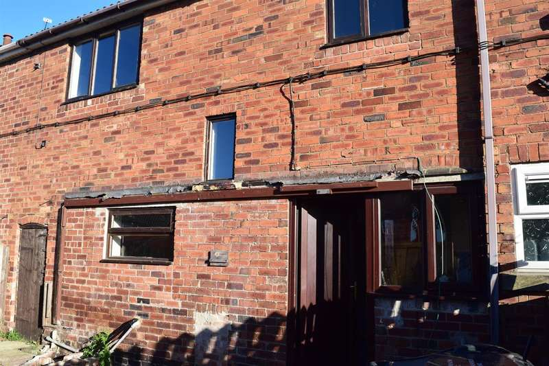 1 Bedroom Terraced House for sale in Nelson Road, Maltby. S66 7PL
