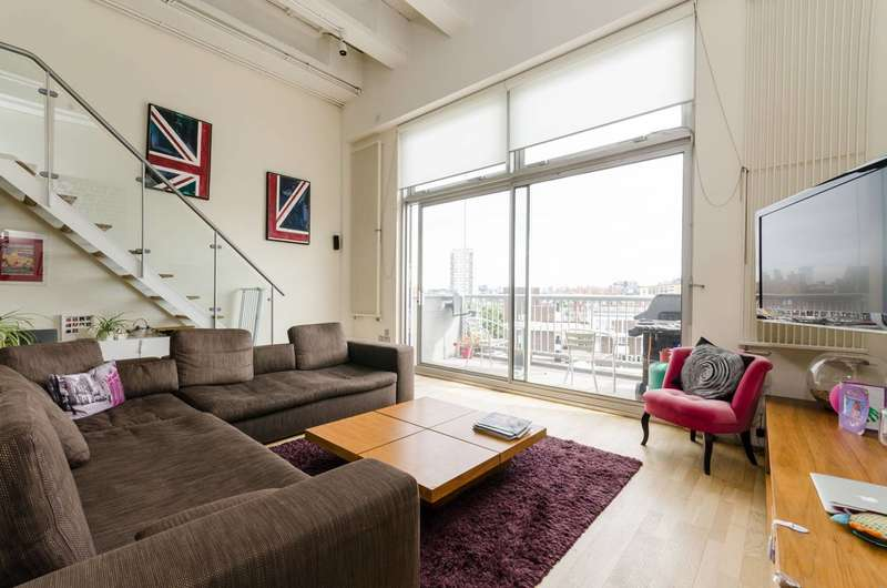 2 Bedrooms Flat for sale in Peterborough Road, South Park, SW6