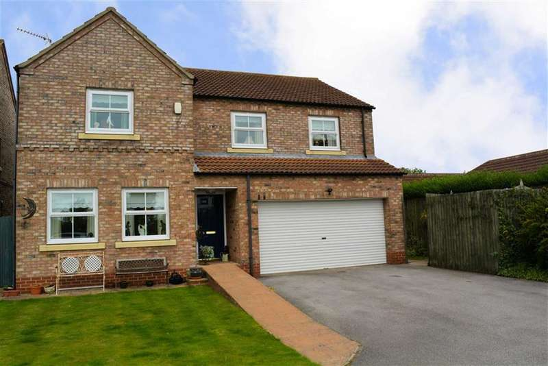 5 Bedrooms Detached House for sale in Hull Road, Hull Road, Hemingbrough, YO8