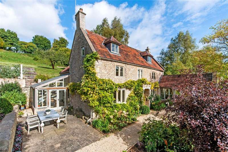 4 Bedrooms Detached House for sale in Combe Hay, Bath, BA2