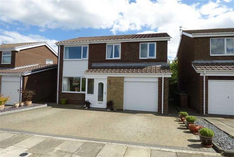 4 Bedrooms Detached House for sale in Heybrook Avenue, Preston Grange