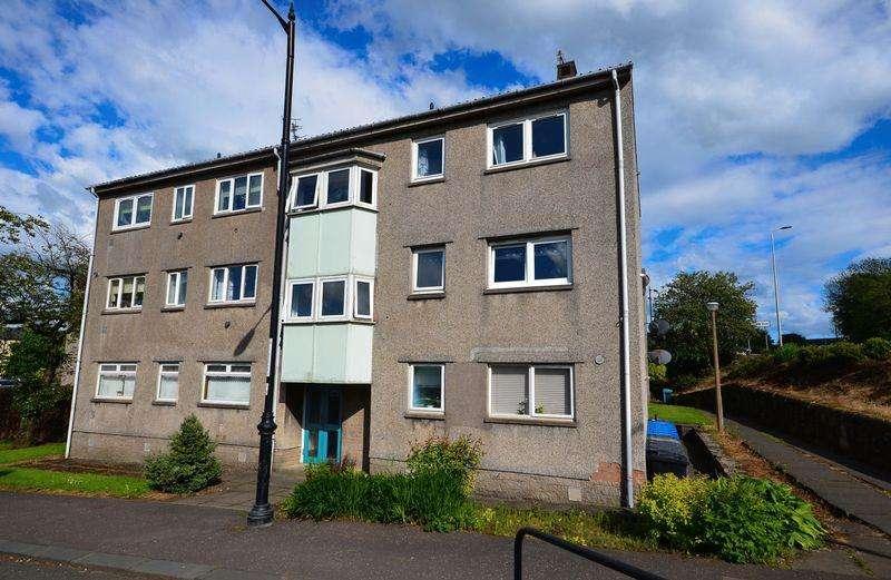 1 Bedroom Apartment Flat for sale in Backbrae Street, Kilsyth