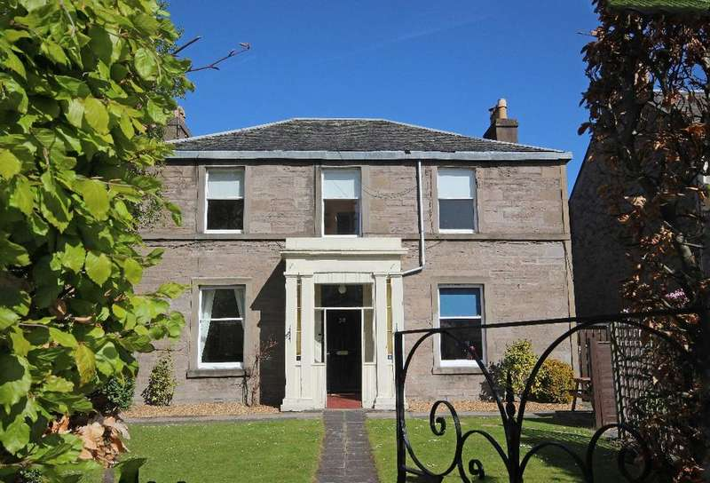 4 Bedrooms Flat for sale in Victoria Street, Perth, Perthshire, PH2 8LY