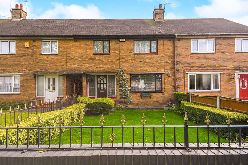 4 Bedrooms Terraced House for sale in Saunders Avenue, Prescot, L35