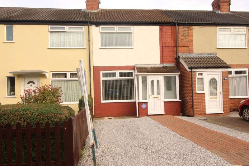 2 Bedrooms Terraced House for sale in Roslyn Road, Hull, HU3