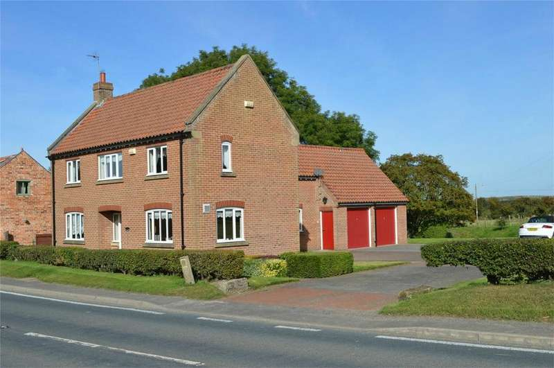 4 Bedrooms Detached House for sale in The Chestnuts, Main Street, Catwick, East Riding of Yorkshire