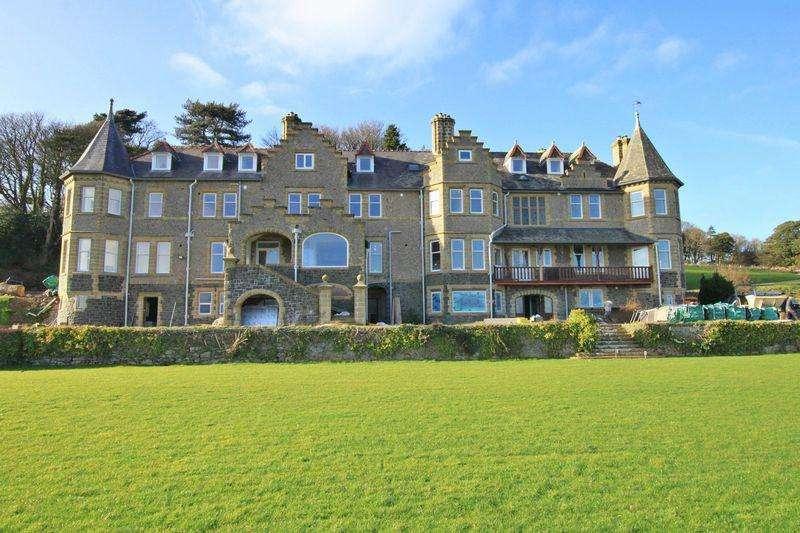 2 Bedrooms Apartment Flat for sale in Glyngarth, Menai Bridge