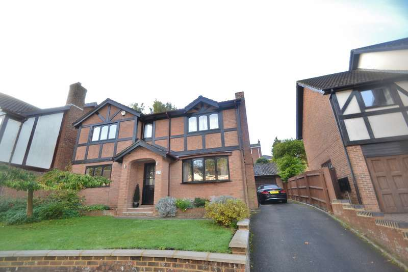 4 Bedrooms Detached House for sale in Castledean