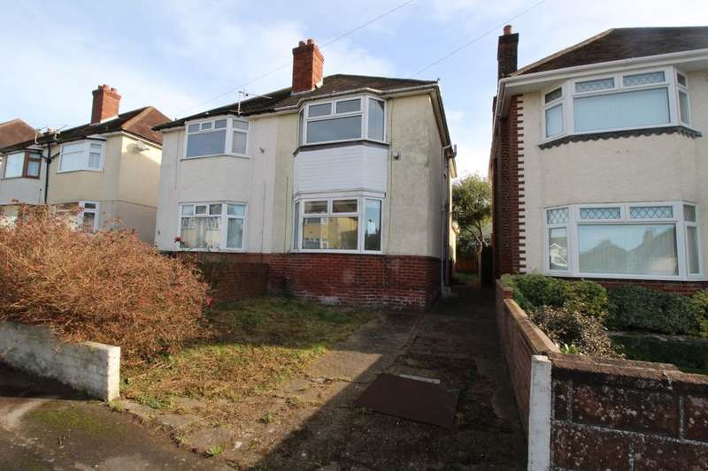 2 Bedrooms Semi Detached House for sale in Swift Gardens, Southampton, SO19