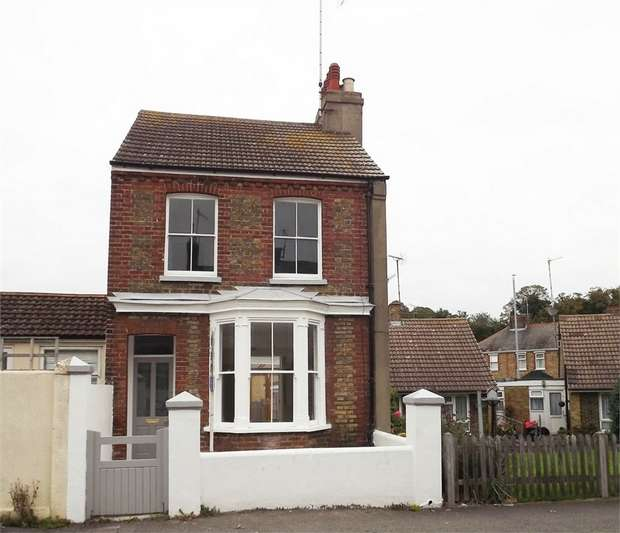 3 Bedrooms Detached House for sale in Gordon Road, Ramsgate, Kent