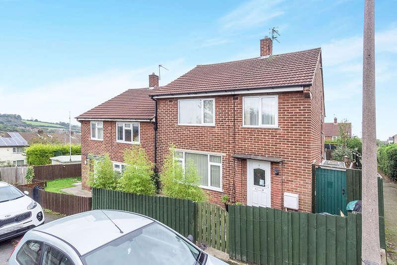 3 Bedrooms Semi Detached House for sale in Margaret Crescent, Gedling, Nottingham, NG4