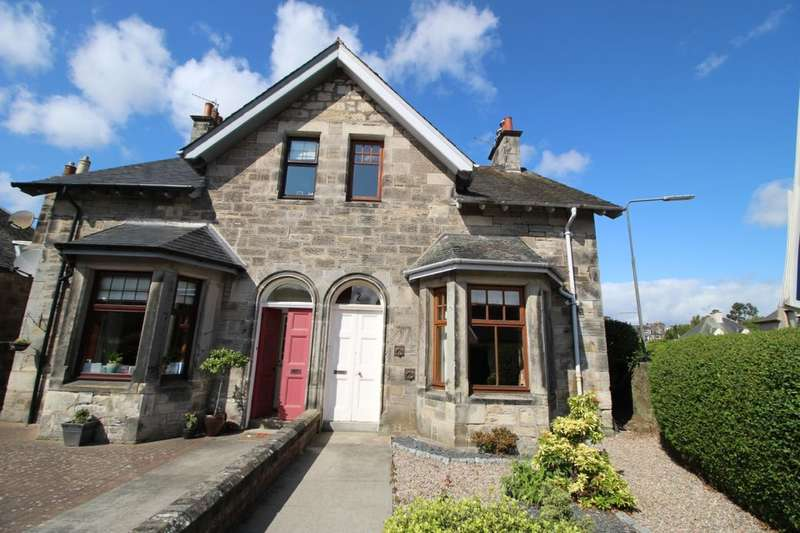 3 Bedrooms Semi Detached House for sale in King Edward Street, Markinch, Glenrothes, KY7
