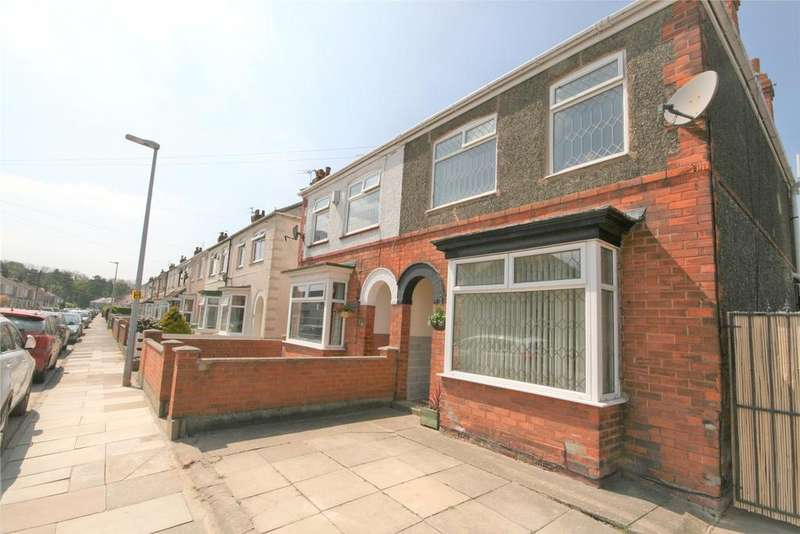 3 Bedrooms Semi Detached House for sale in Elm Avenue, Grimsby, DN34