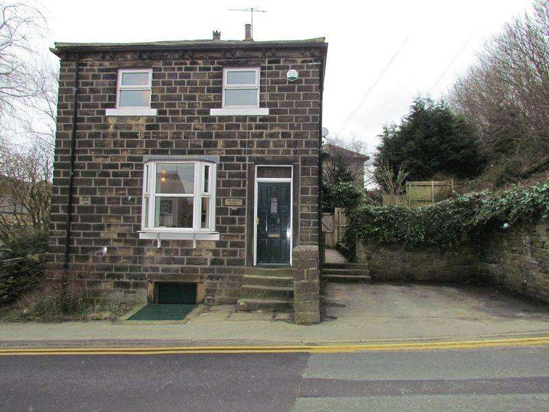 3 Bedrooms Semi Detached House for sale in Cullingworth Gate, Cullingworth