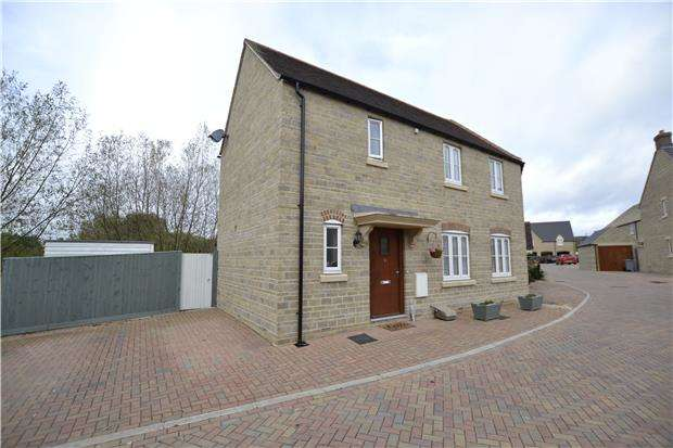 2 Bedrooms End Of Terrace House for sale in Willowbank, Witney, Oxon, OX28 4DQ