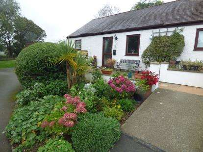 2 Bedrooms End Of Terrace House for sale in Tan Y Graig Cottages, Talwrn Road, Pentraeth, Anglesey, LL75