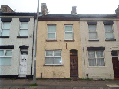 2 Bedrooms Terraced House for sale in Holt Road, Liverpool, Merseyside, England, L7