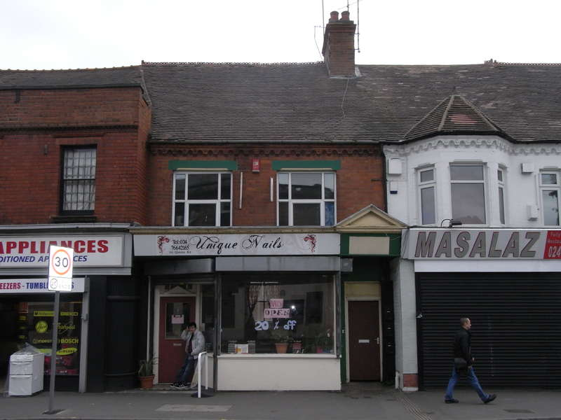 Commercial Development for sale in 64 Queens Road,Nuneaton,Warwickshire,CV11 5JZ, Nuneaton
