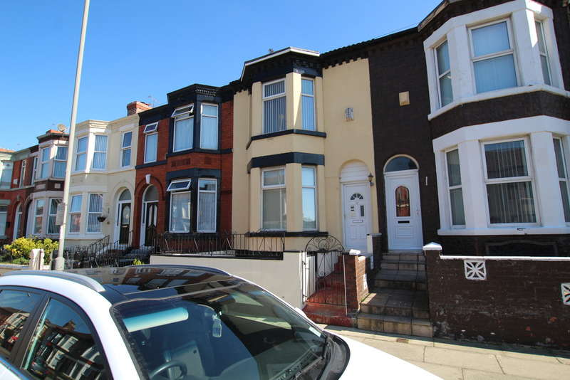 3 Bedrooms Terraced House for sale in Carisbrooke Road, Walton, Liverpool, L4