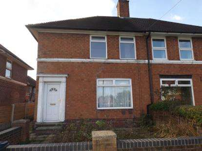 3 Bedrooms House for sale in Bushbury Road, Birmingham, West Midlands