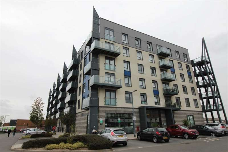 1 Bedroom Apartment Flat for sale in The Boathouse, Gillingham