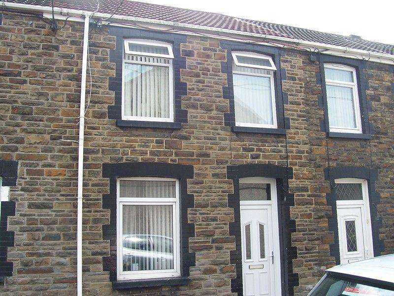 3 Bedrooms Terraced House for sale in Alice Street, Neath, .