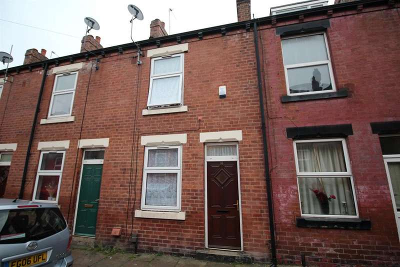 3 Bedrooms Terraced House for sale in Burley Lodge Terrace, LS6