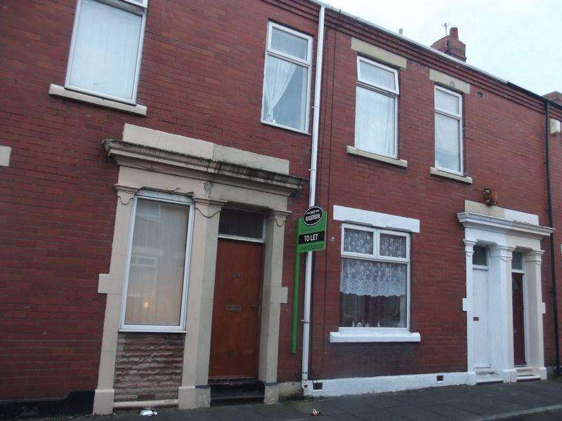 1 Bedroom Flat for sale in Gladstone Street, Blyth