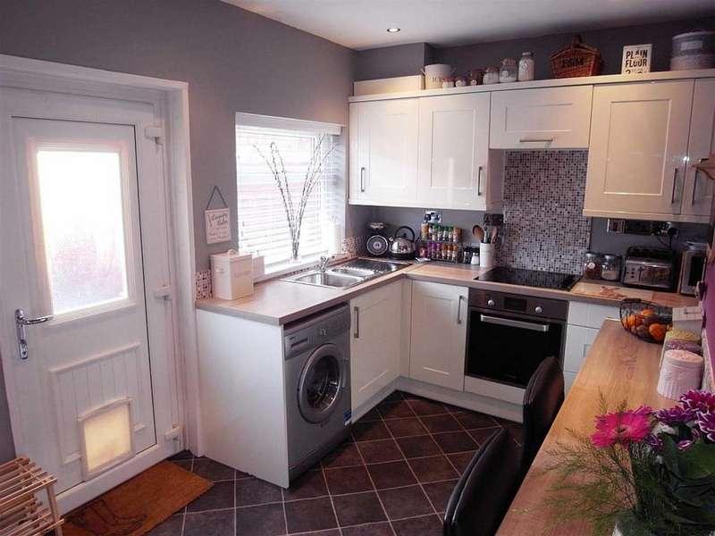 2 Bedrooms Terraced House for sale in Coronation Street, Darlington