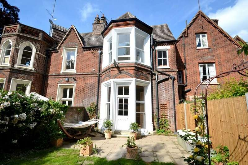 4 Bedrooms Terraced House for sale in River Hill, Bramford, Ipswich, Suffolk, IP8 4BB