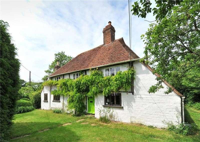 5 Bedrooms Detached House for sale in Leggs Lane, Heyshott, Midhurst, West Sussex, GU29