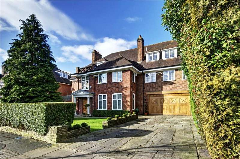 6 Bedrooms Detached House for sale in Sheldon Avenue, Highgate, London, N6