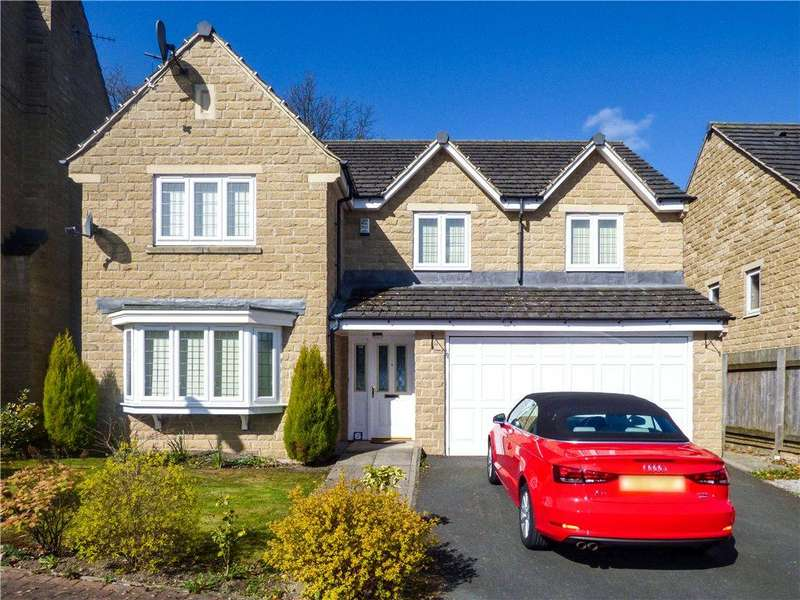 5 Bedrooms Detached House for sale in Titania Close, Cottingley, Bingley, West Yorkshire
