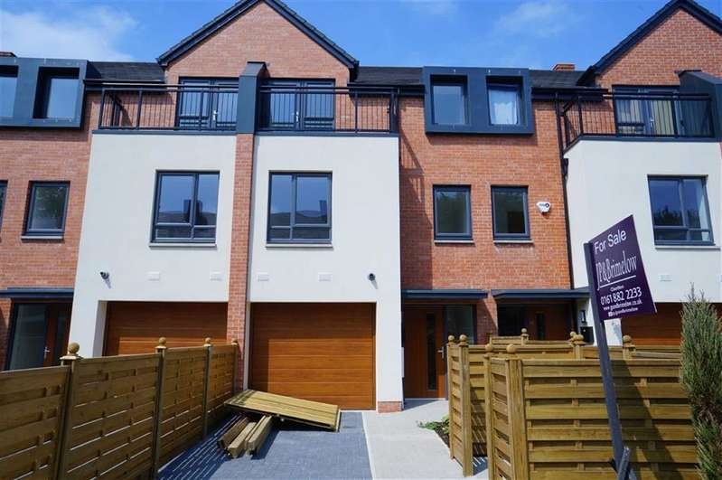 4 Bedrooms Town House for sale in 34 Whalley Grove, Whalley Range, Manchester, M16