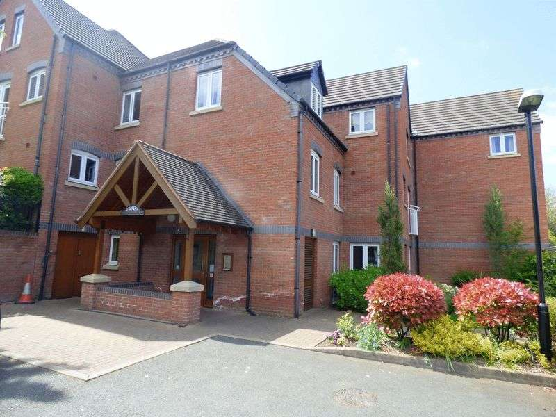 2 Bedrooms Property for sale in Whittingham Court, Droitwich Spa, WR9 8AF