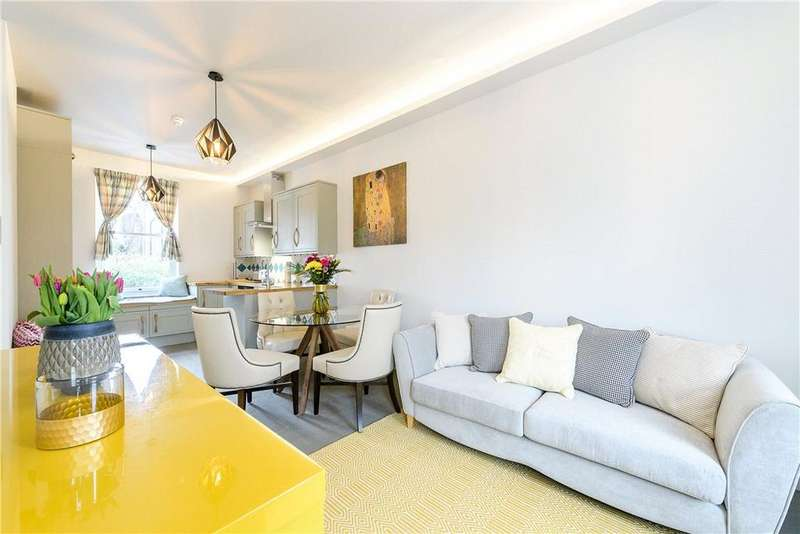 3 Bedrooms Flat for sale in Caledonian Road, Islington, London, N1