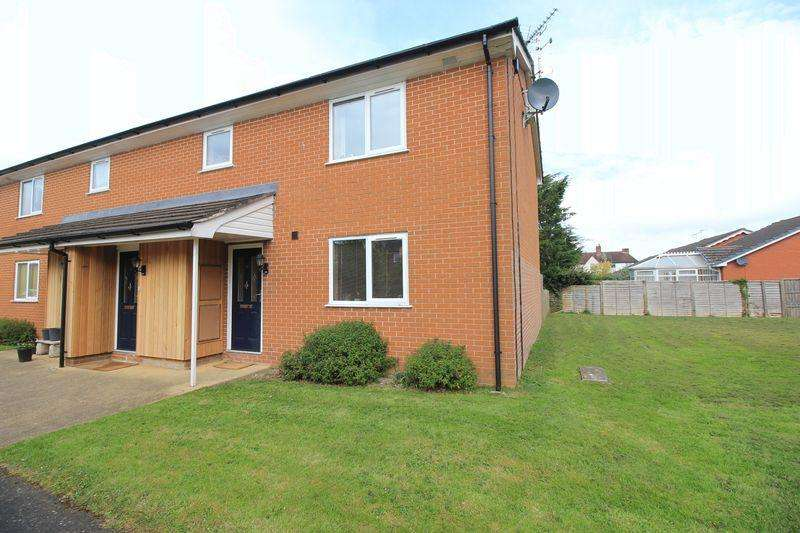 1 Bedroom Apartment Flat for sale in Brookfield Close, Weston Rhyn