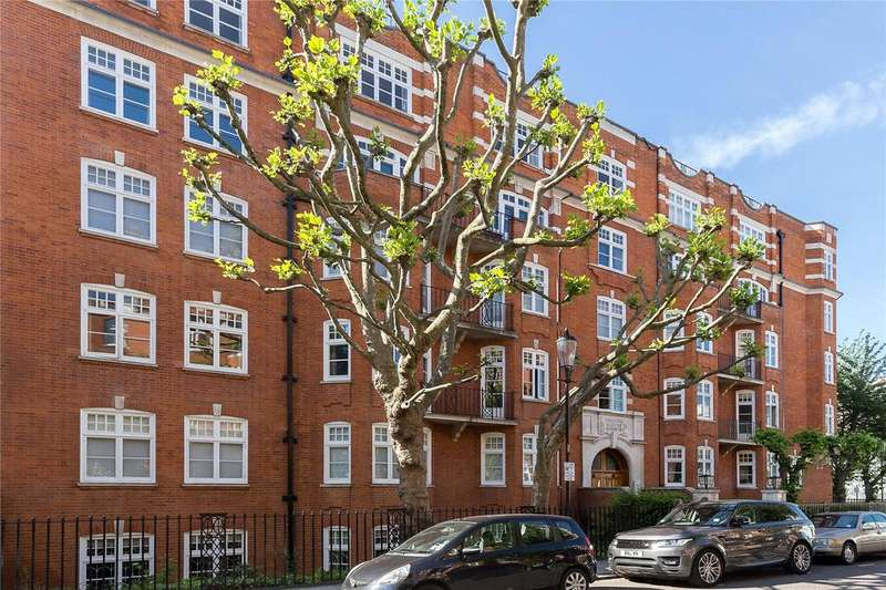4 Bedrooms Flat for sale in Abingdon Villas, Kensington, London