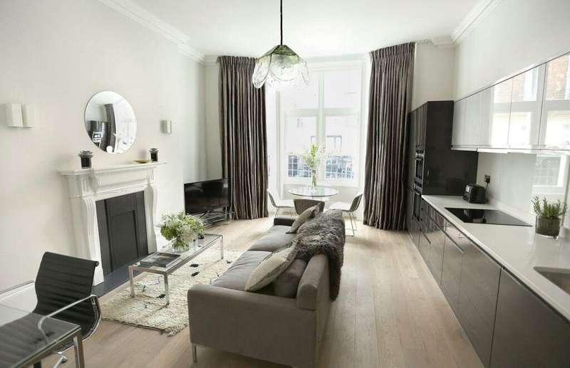 1 Bedroom Flat for rent in Welbeck Street, London