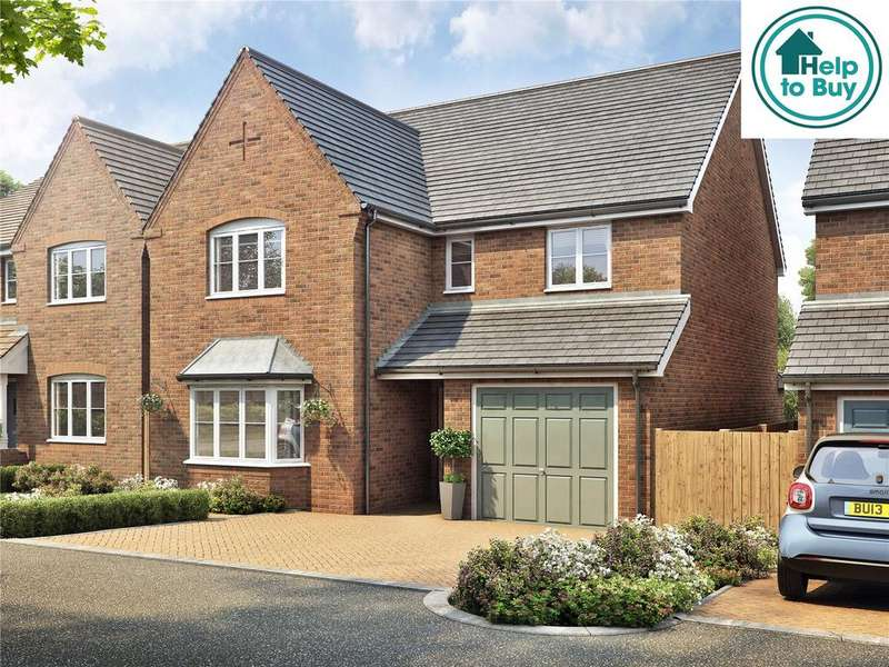 4 Bedrooms Detached House for sale in Kidderminster Rd, Bromsgrove