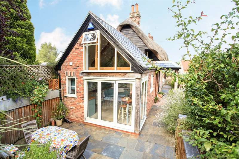 2 Bedrooms Semi Detached House for sale in Northbrook, Micheldever, Winchester, Hampshire, SO21