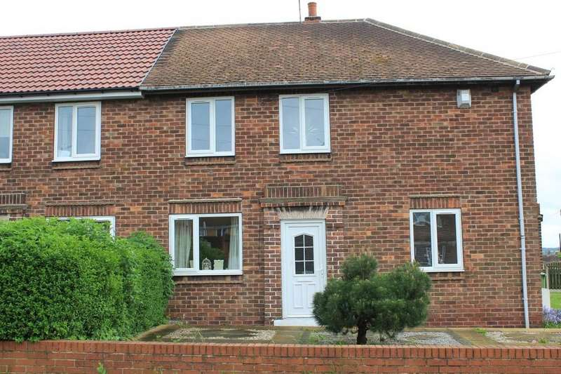 3 Bedrooms Semi Detached House for sale in 5, Clune Street, Clowne