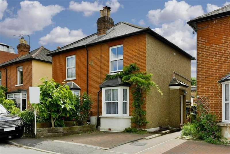 3 Bedrooms Semi Detached House for sale in Victoria Place, Epsom, Surrey