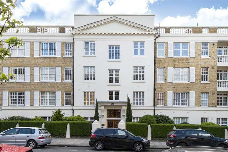 2 Bedrooms Flat for sale in Clifton Court, Northwick Terrace, London, NW8