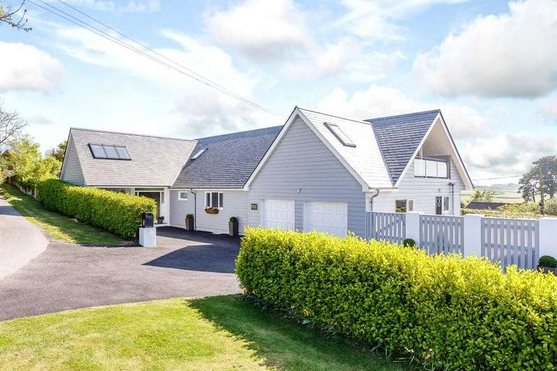 7 Bedrooms Detached House for sale in Ogwell Green, Ogwell, Newton Abbot, Devon, TQ12