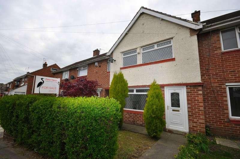 3 Bedrooms Terraced House for sale in Gardiner Square, Grindon, Sunderland