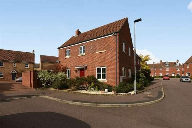 3 Bedrooms Semi Detached House for sale in Langlands Road, Bedford
