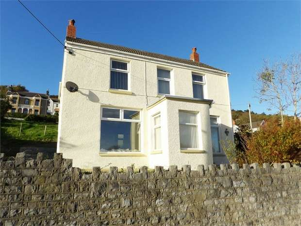 4 Bedrooms Detached House for sale in Pwll Road, Llanelli, Carmarthenshire