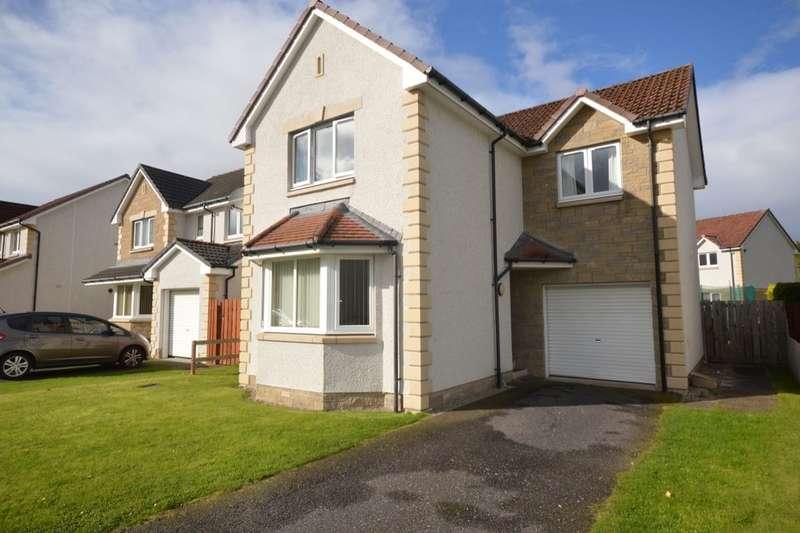 3 Bedrooms Detached House for sale in Culduthel Mains Crescent, Culduthel, Inverness, IV2